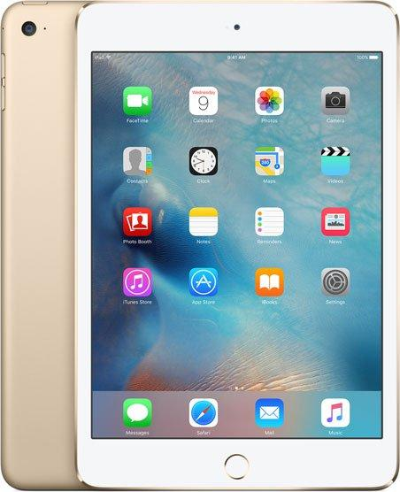Apple iPad mini 4 128Gb Wi-Fi Gold MK9Q2RU/A